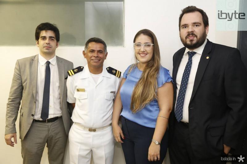 Geovah Costa Lima, Francisco Horizonte, Mariana Feliz e Lery Carvalho