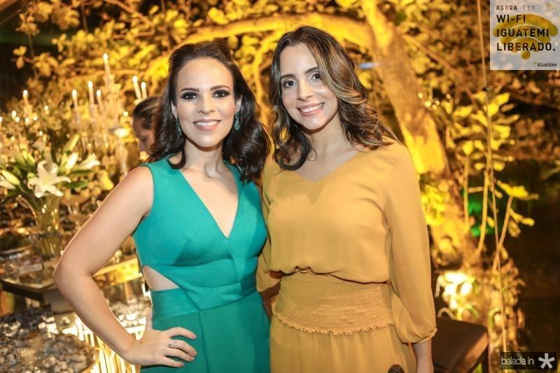 Juliana Pimentel e Ticiana Machado