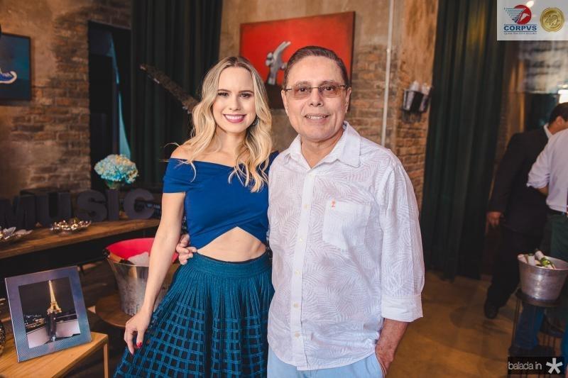 Lohana Rios e Walter Araujo