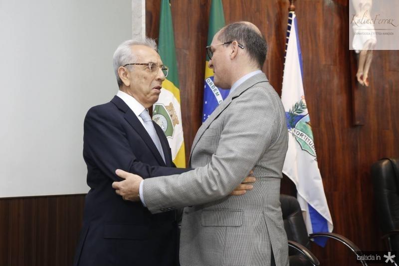 Paulo Ponte e Alcides Saldanha 1
