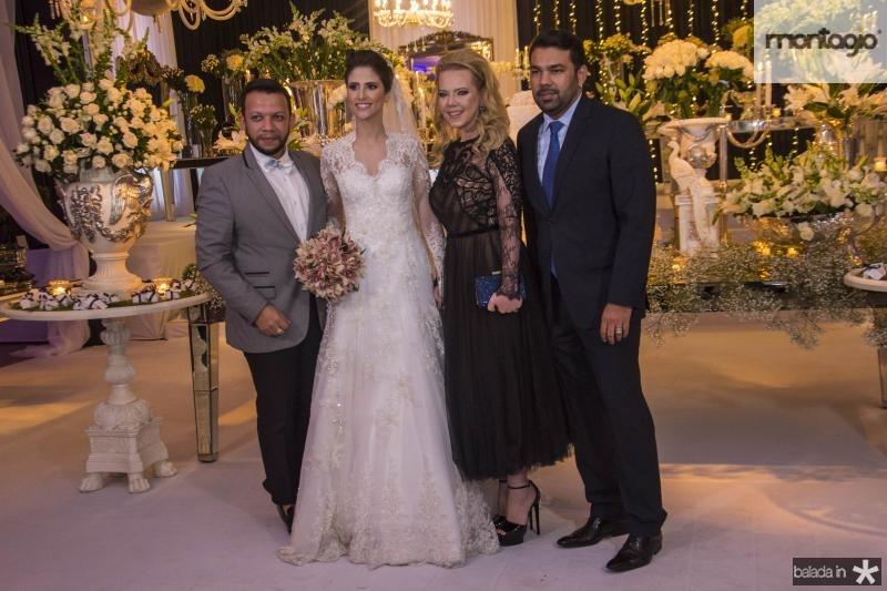Roberto Alves, Manoela Gladstone, Branca Mourao e Eduardo Ferreira
