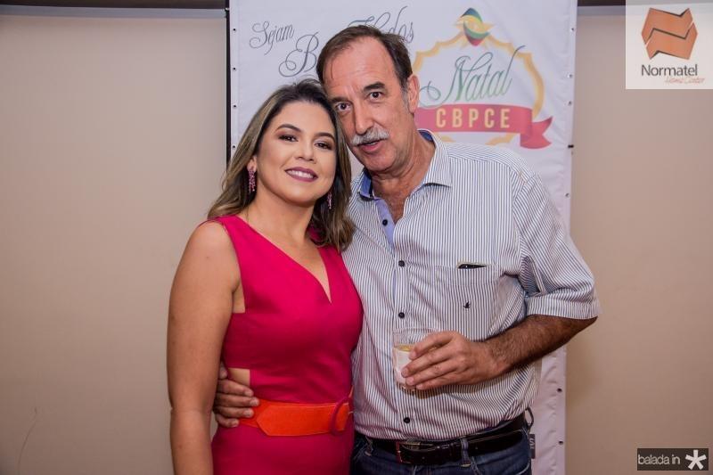 Shiela Nascimento e Armando Abreu