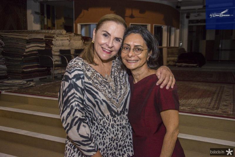 Beatriz Fiuza e Jordete Franco
