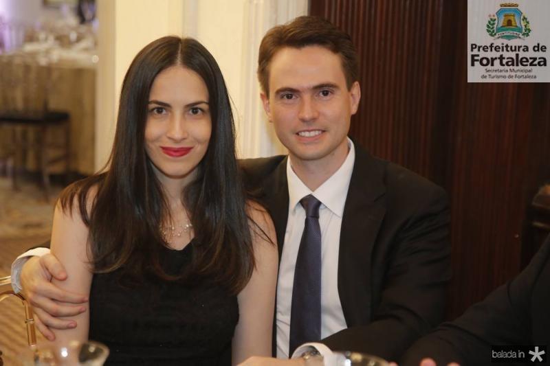 Larissa e Rodrigo Gentil