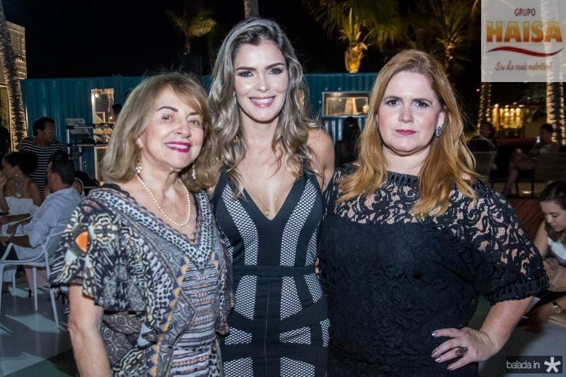 Marlene Castro, Carolina Freund e Vaneska Bezerra