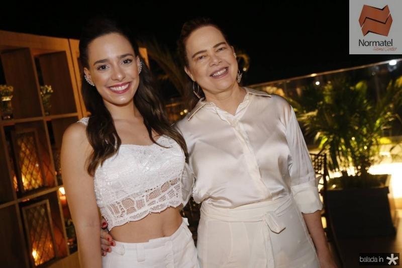 Gabriela e Izabella Fonseca