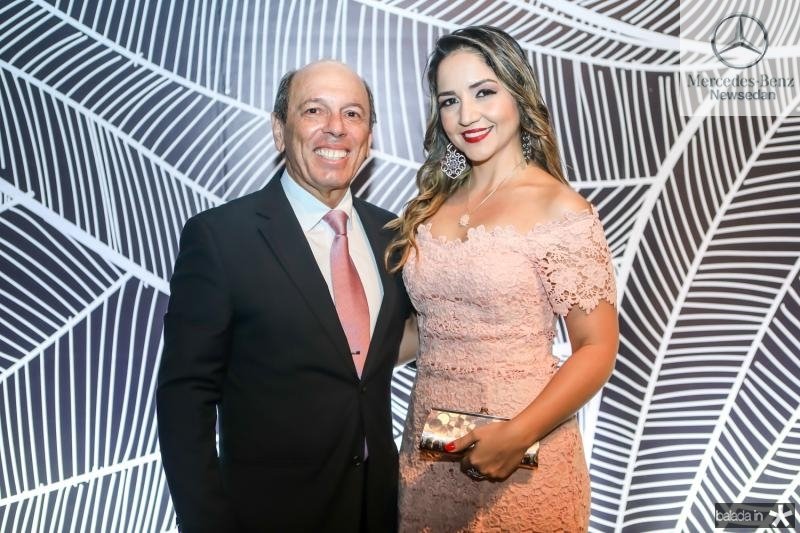 Andre Montenegro e Rafaela Rocha