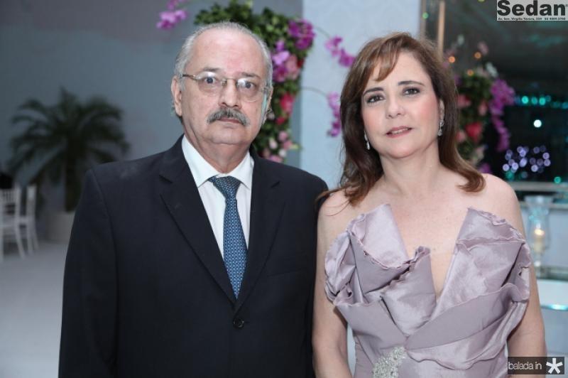 Lincoln e Marcilea Machado
