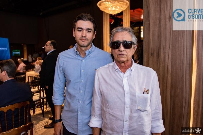 Carlos e Flavio Parente