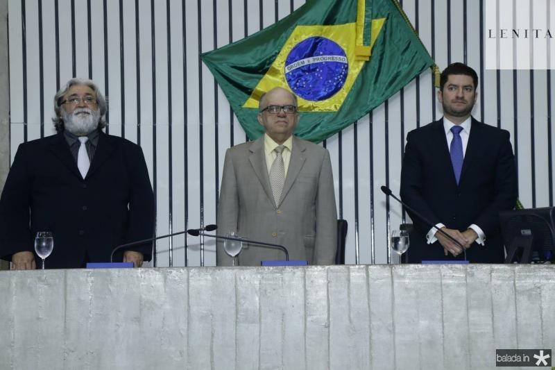 Maestro Poty, Fernando Ximenes e Paulo Jose Benevides