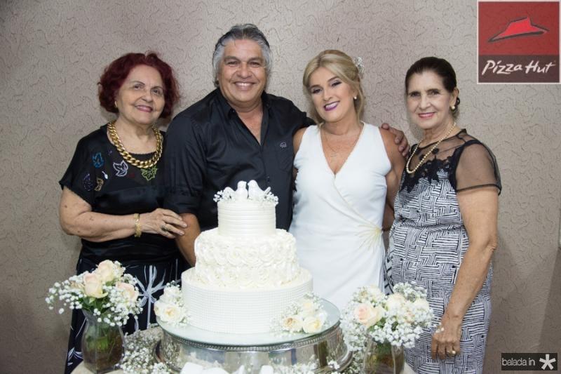 Liris e LC Moreira, Adriana Aguiar e Maria Celina Albano
