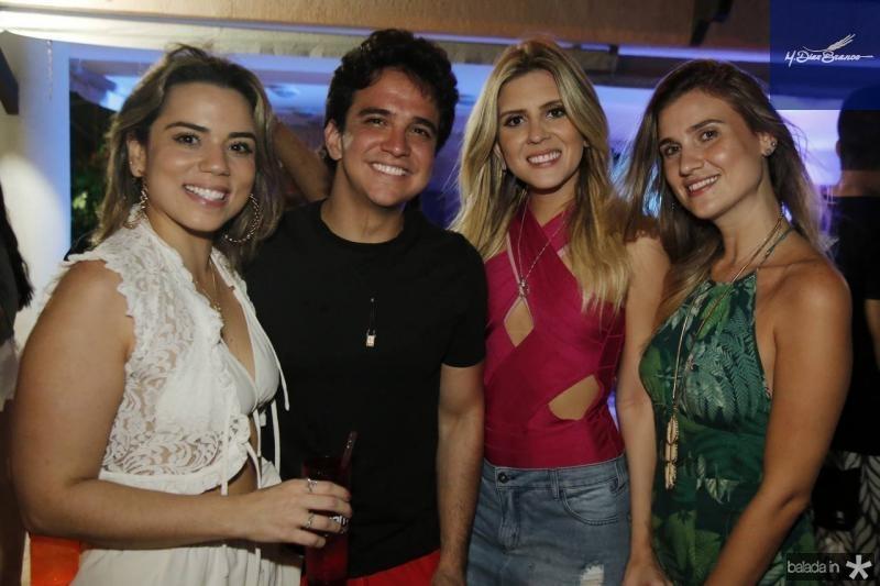 cc3ca2d9c Isabelle Macedo, Pantinha, Nathalia Abrantes e Cynthia Mendes
