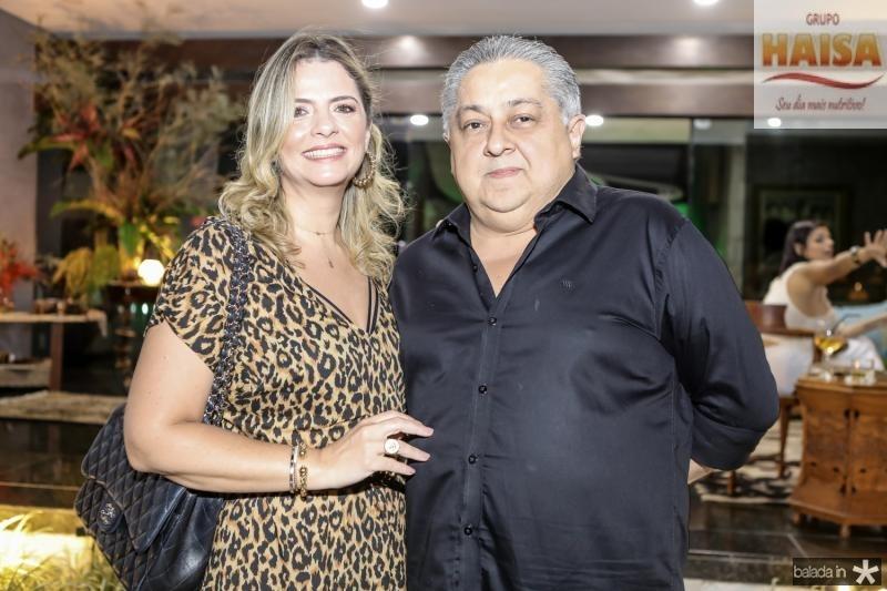 Tais e Adriano Pinto