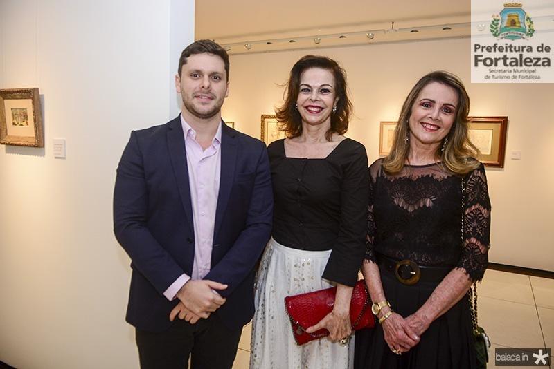 Victor Perlingeiro, Glaucia Andrade, Valeria Andrade