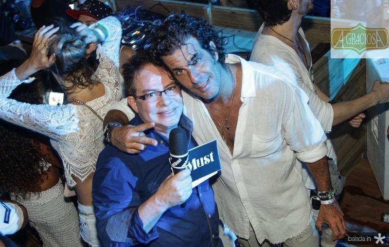 Haidar e Alvaro Garneiro