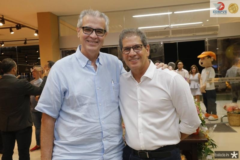 Jose do Egito e Severino Neto