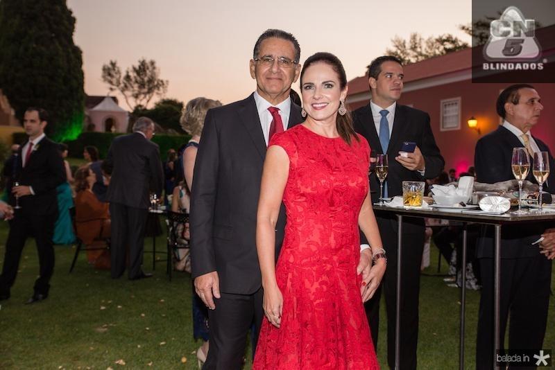 Paulo e Beatrice Ary