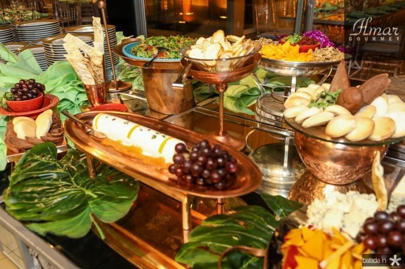 Buffet Coco Bamboo por Toca