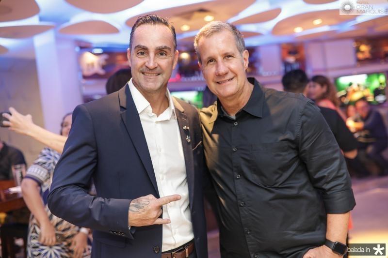 Gilberto Ghisoli e Alex Pongor