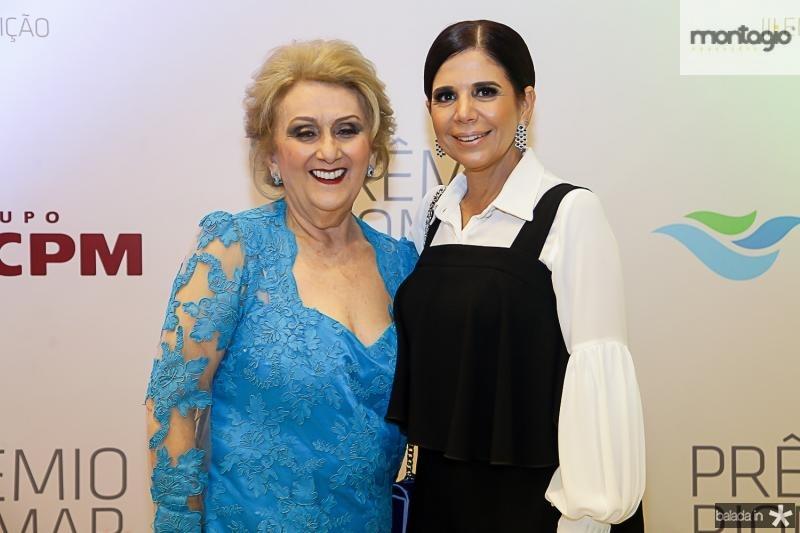 Socorro França e Maria Lucia Negrao