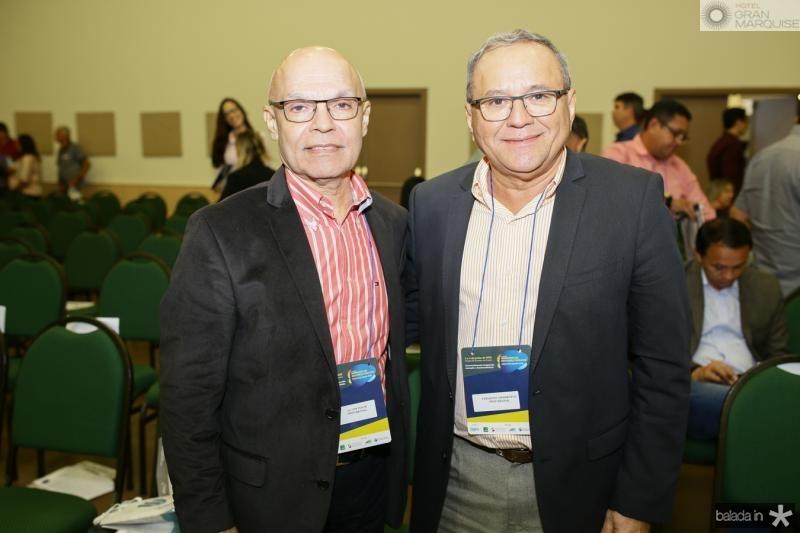 Victor Ponte e Fernando Damasceno