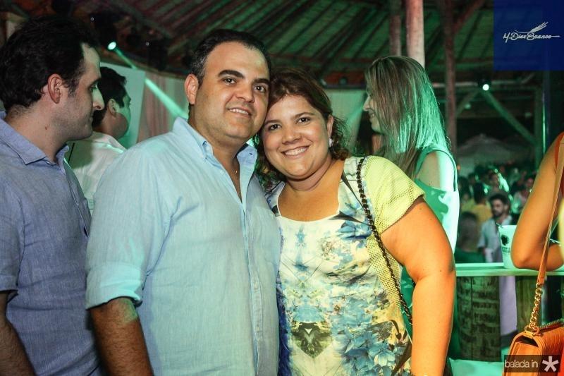 Hebert e Gisela Vieira