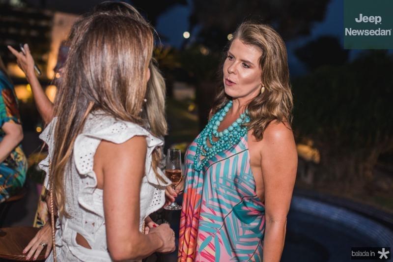 Sakie Brookes e Alexandra Pinto