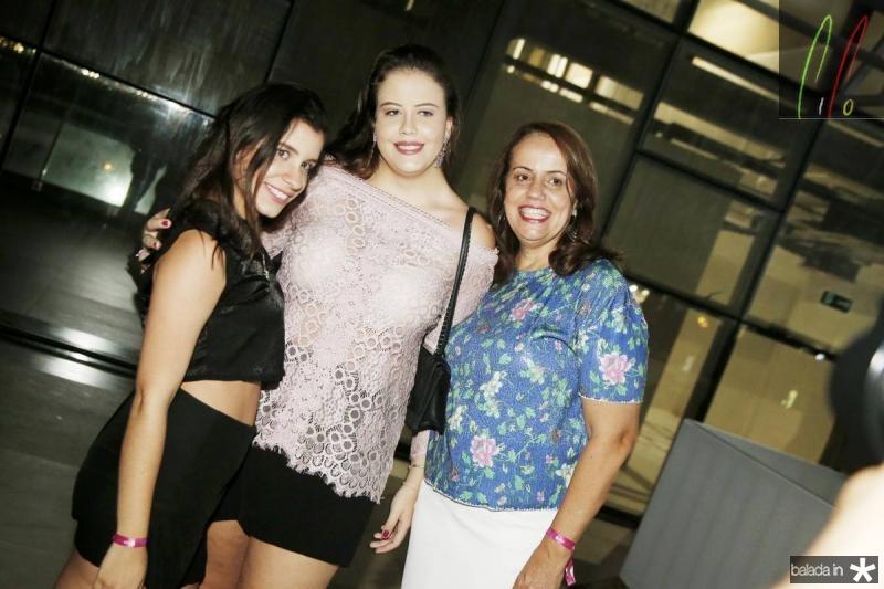 Lara Machado, Beatriz e Izabel Gomide