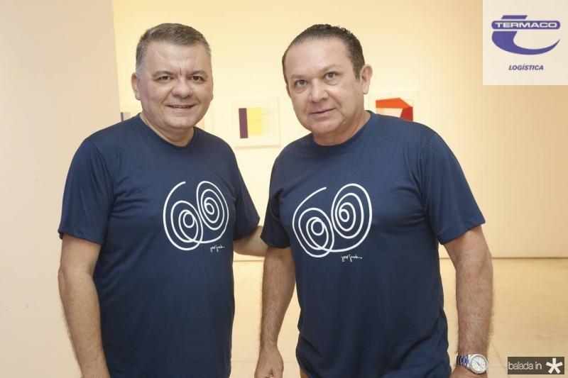 Omar Albuquerque e Max Bezerra