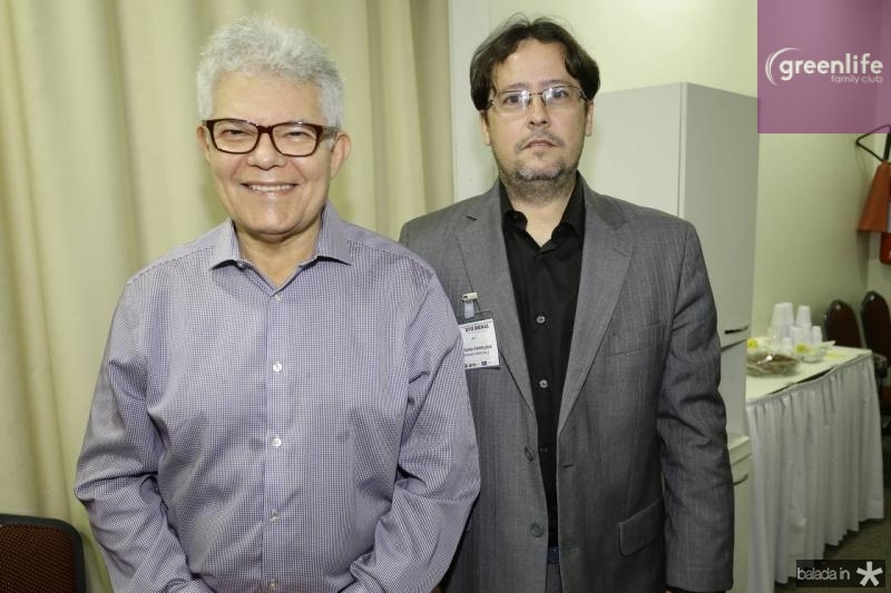 Anastacio Queiroz e Luciano Pamplona