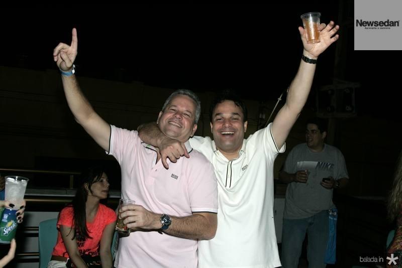 Bira Borges e Enio Cabral