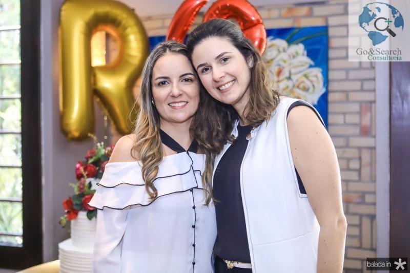 Raquel Vasconcelos e Marina Sidrao