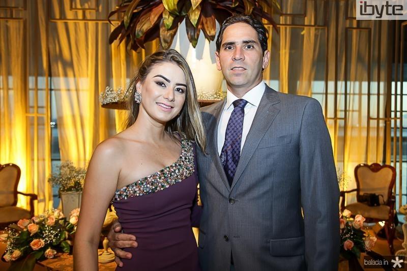 Mariana Pimenta e Reimilson Cruz