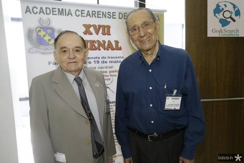 Djacir Figueiredo e Gilmario Mourao