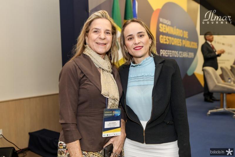 Annea Ribeiro e Fernanda Pacobahyba