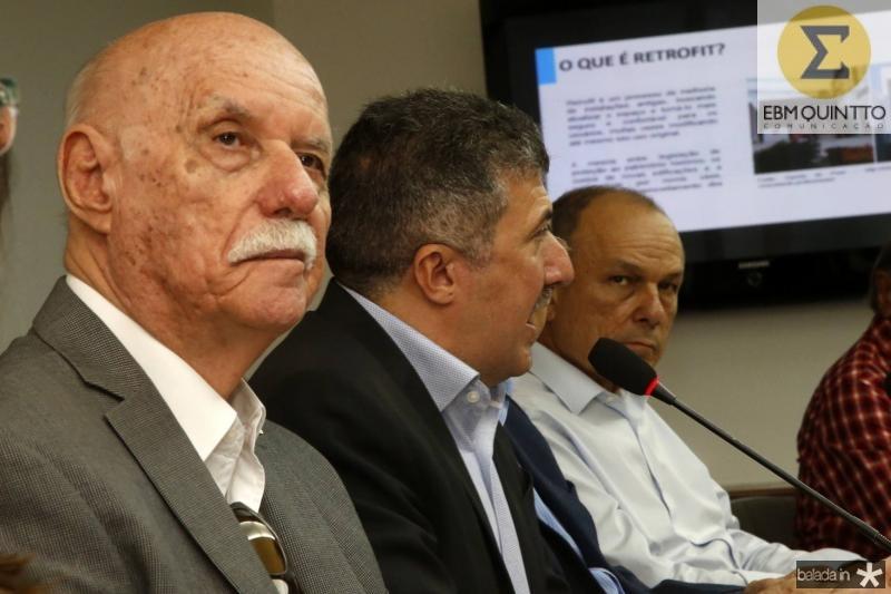 Freitas Cordeiro, Antonio Henrique e Honorio Pinheiro