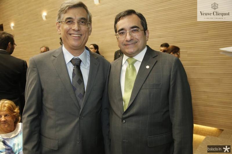 Cid Alves e Roberto Sergio