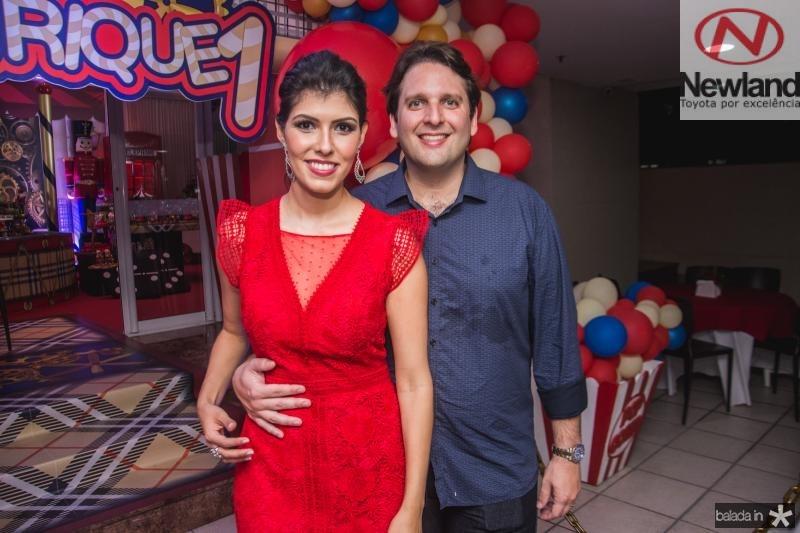 Flavia e Daniel Simoes