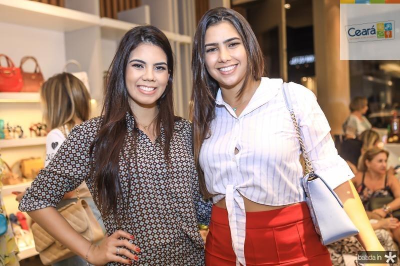 Gabriela e Suzana Geleilate