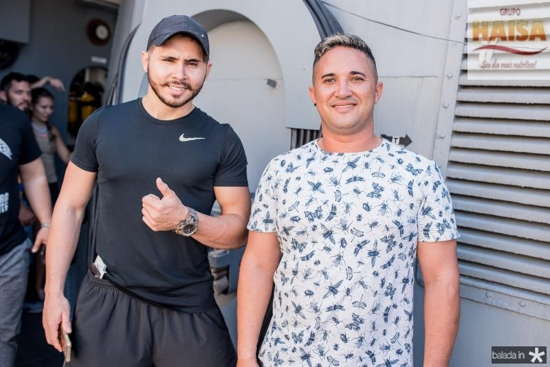 Luiz Pereira e Jonne Nunes