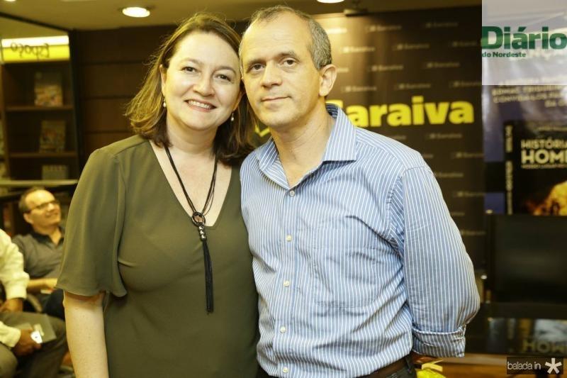 Fabricia e Mauro Soares