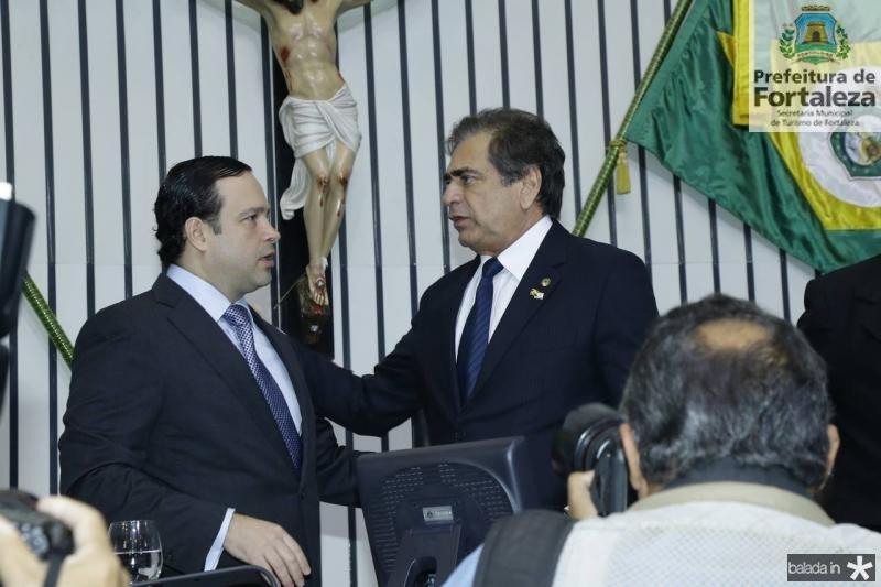Igor Barroso e Zezinho Albuquerque