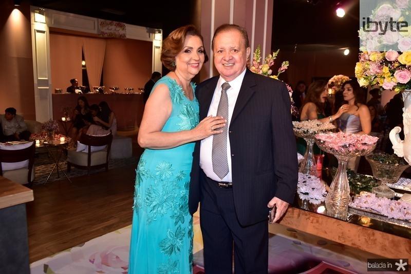 Berenice e Joaquim Cavalcante