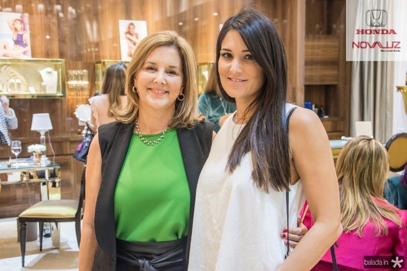 Fernanda Matoso e Aline Pinho