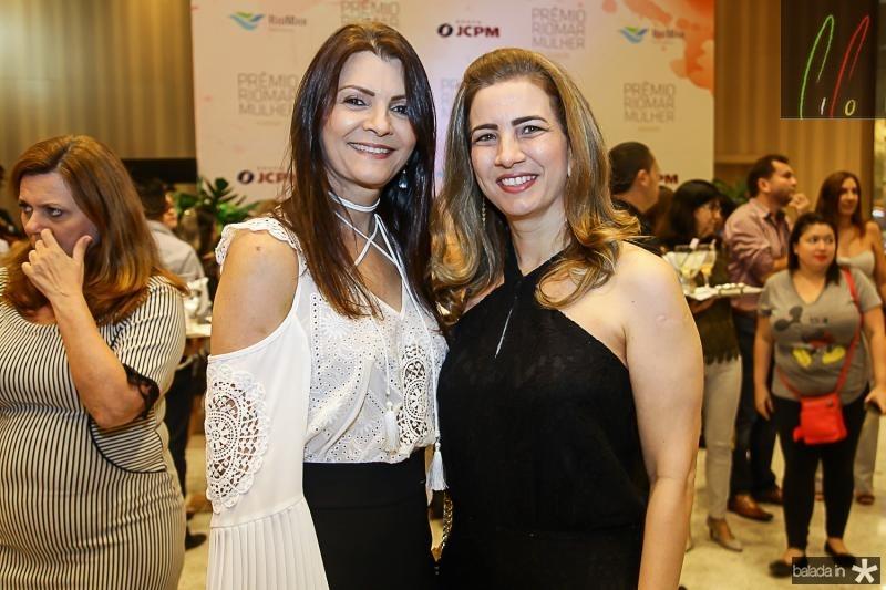 Liliana Farias e Karmilse Marinho