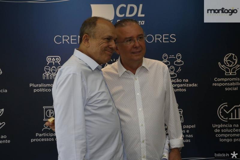 Honorio Pinheiro e Antonio Jose Mello