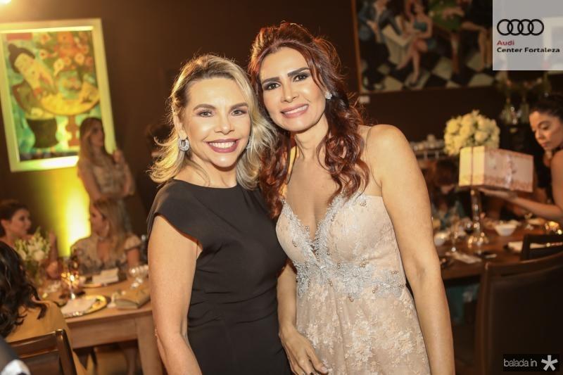 Lilian Porto e Lorena Pouchain