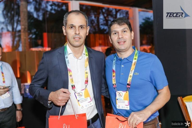 Guilherme Pequeno e Fernando Horacio