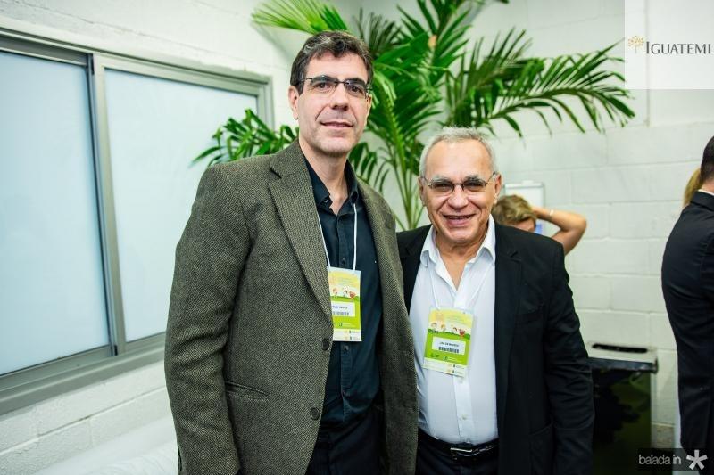 Daniel Santos e Lino de Macedo