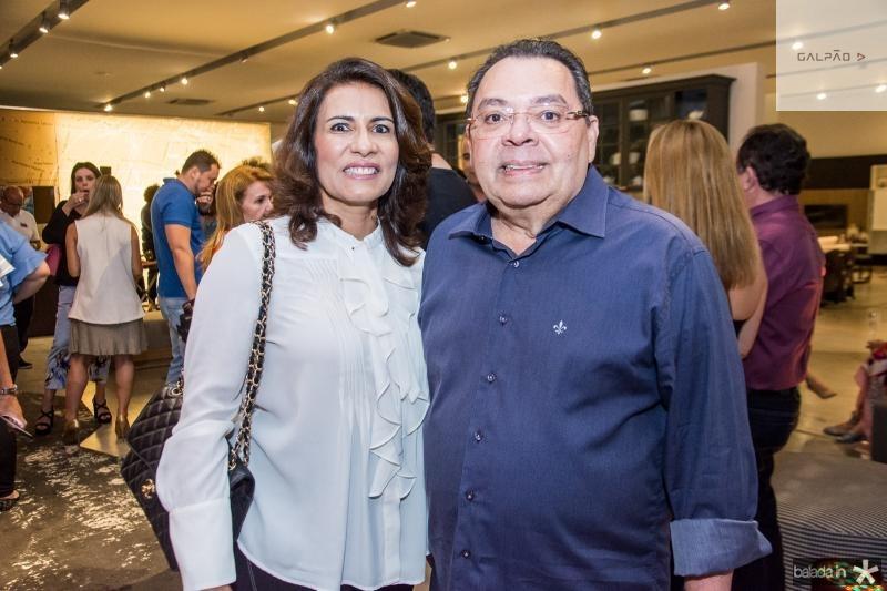 Marcia e Gera Teixeira